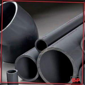Tubo pvc industrial